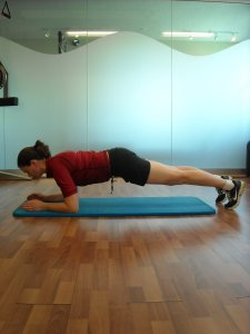 MOM, FIX LOW BACK PAIN WITH FITNESS