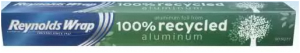Introducing 100% Recycled Aluminum Foil from Reynolds Wrap