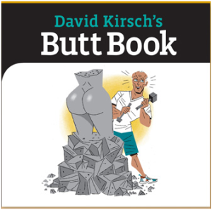 Shape Up Your Backside With David Kirsch's Butt Book