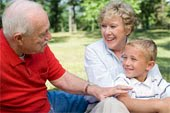 The Changing Role of Grandparents.