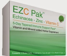Fight off Viral Infections with EZC Pak #ad - Healthy Moms
